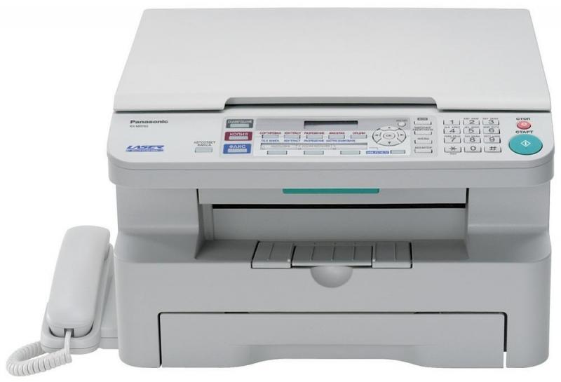 Panasonic kx mb763 схема