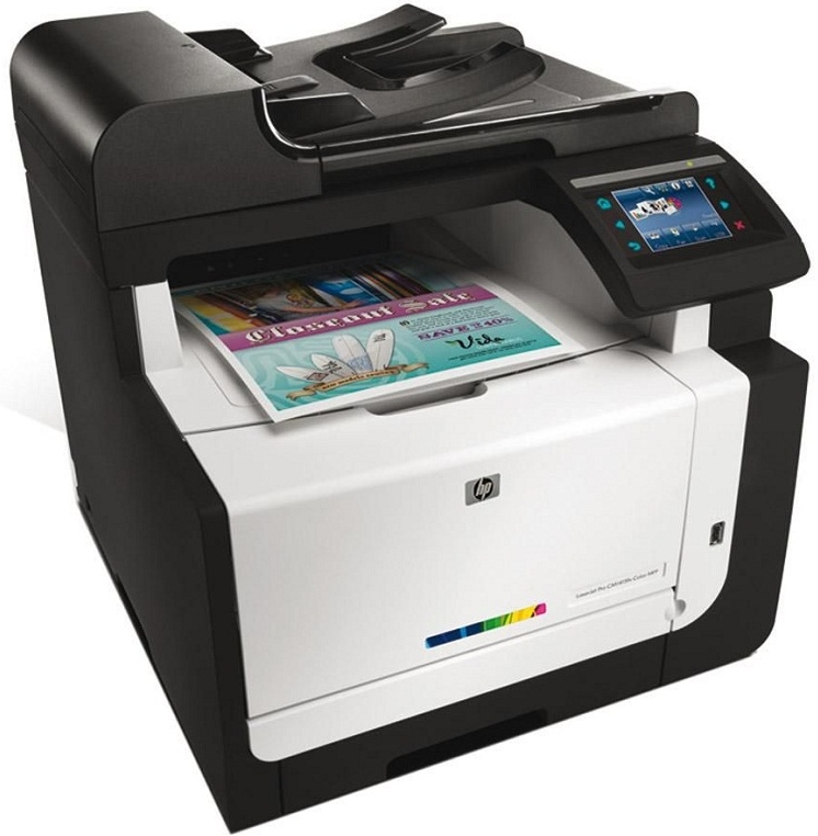 HP Color LaserJet LJ CM1415