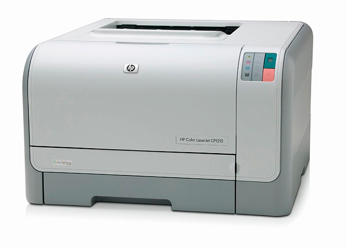 HP Color LaserJet LJ CP1215