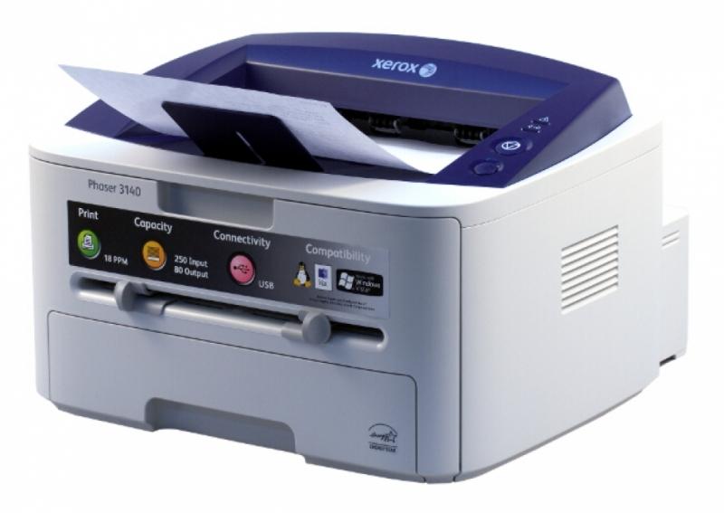 Принтер лазерный xerox phaser 3160b (3160v_b)