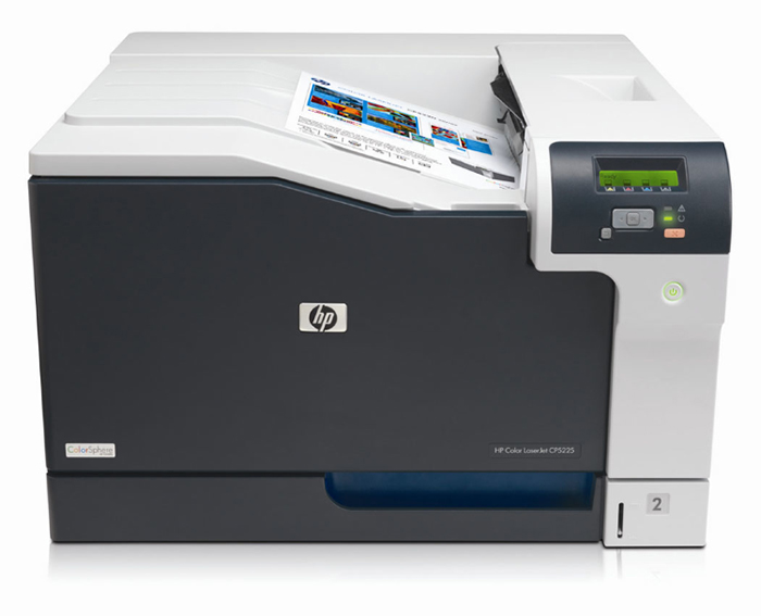 HP Color LaserJet LJ CP5225