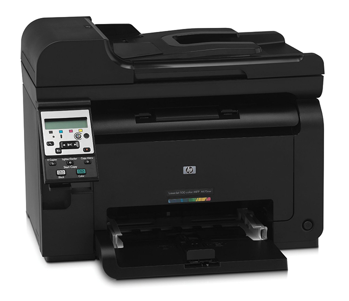 HP Color LaserJet LJ 100 175A MFP