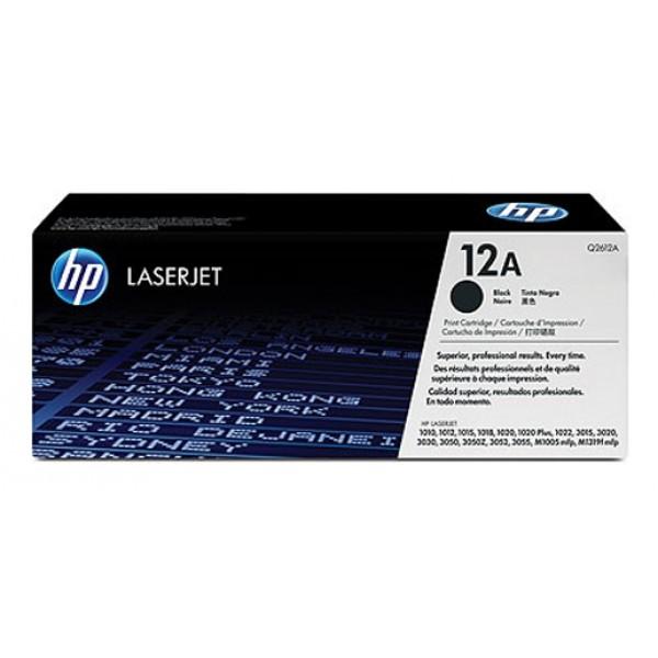 Картридж HP Q2612A LJ1010/1012/1015