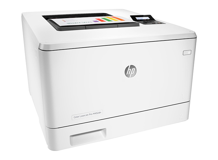 HP Laser Jet Pro M452nw